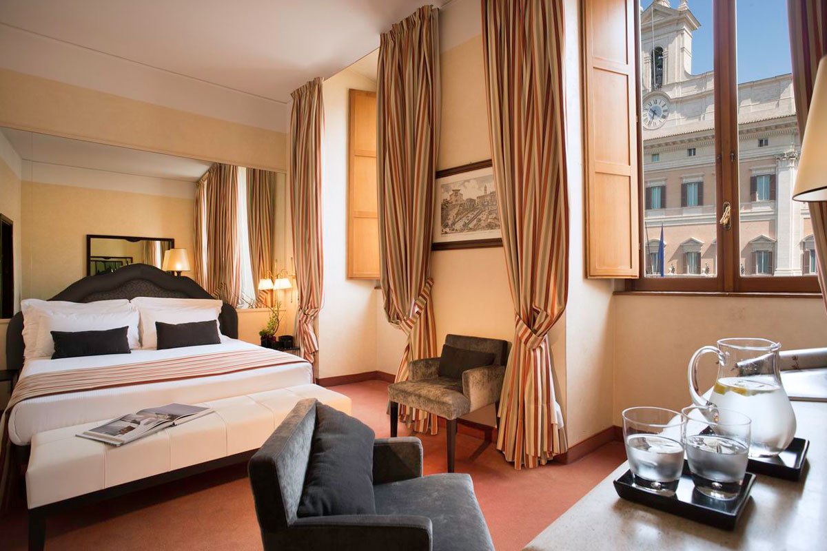 Hotel Colonna Palace Rome
